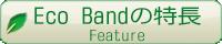 Eco Bandの特長